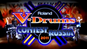 Roland V-DRUMS CONTEST'11